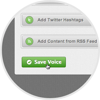 Crowdvoice - Hit save to create the topic and queue for approval. Once approved, you can begin posting and moderating links, photos, and videos. image